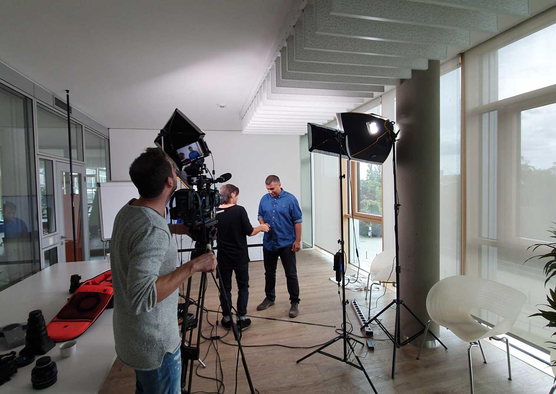 Making of – racksnet® Image Video