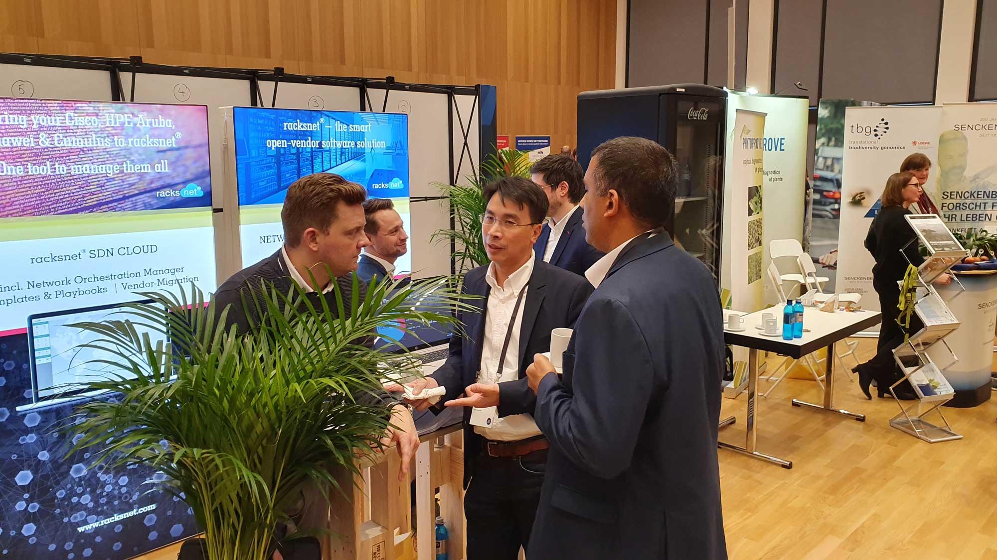 Exhibition – Innovation Congress, Wiesbaden